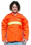 Rainforest Hi-Vis Rain Jacket